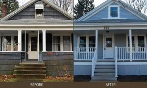 rehabbing houses